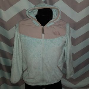 The North Face girls fleece jacket XL